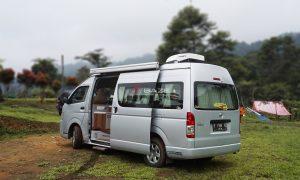 Toyota Hiace Motorhome Baze