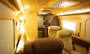 Motorhome HINO AM100 Luxury