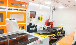 Toyota Hiace Premio Ambulance VVIP