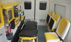 Mercedes Benz Sprinter Ambulance VIP