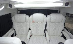 Toyota Hiace Premio Custom Luxury Monochrome