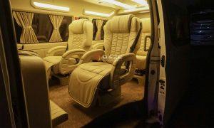Toyota HiAce Premio Luxury Custom 2-2-4 Seat