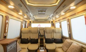 Mercedes Big Benz OF917 Luxury Baze