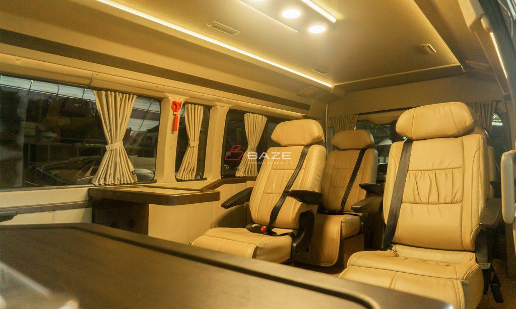 Toyota Hiace Premio Luxury Custom