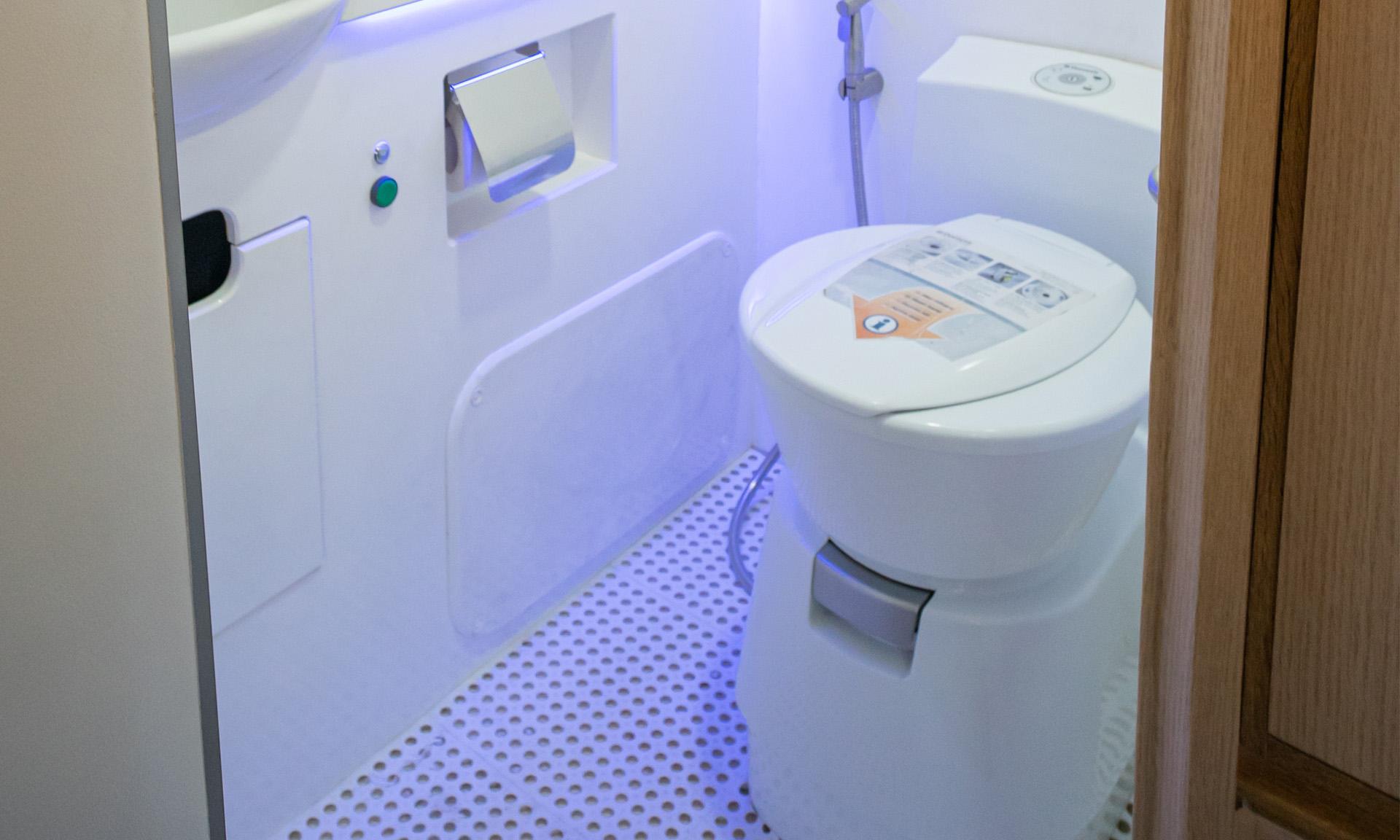dometic toilet cassette