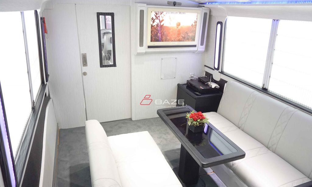 Big Bus TRAC Luxury