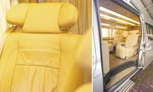 Toyota Hiace 2-2 Electric Seat